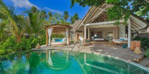 Beach Pool Villas, Milaidhoo Maldives