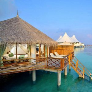 Water Villa, Safari Island Resort