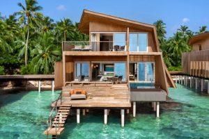 2 Bedroom Overwater, The St. Regis Maldives Vommuli Resort
