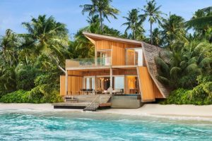 2 Bedroom Beach Villa, The St. Regis Maldives Vommuli Resort