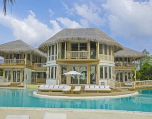 4 Bedroom Island Reserve with Slide, Soneva Jani