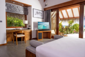 Beach Villa, Dhigufaru Island Resort