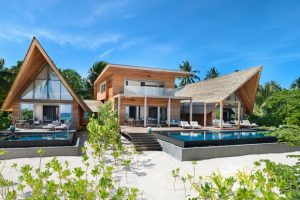 Caroline Astor Estate, The St. Regis Maldives Vommuli Resort