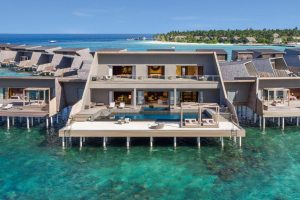 John Jacob Astor Estate, The St. Regis Maldives Vommuli Resort
