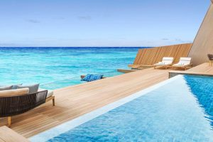 Overwater Villa with Pool, The St. Regis Maldives Vommuli Resort