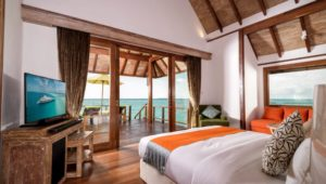 Semi Water Villa, Dhigufaru Island Resort