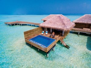 Lagoon Suite Pool, Cocoon Maldives
