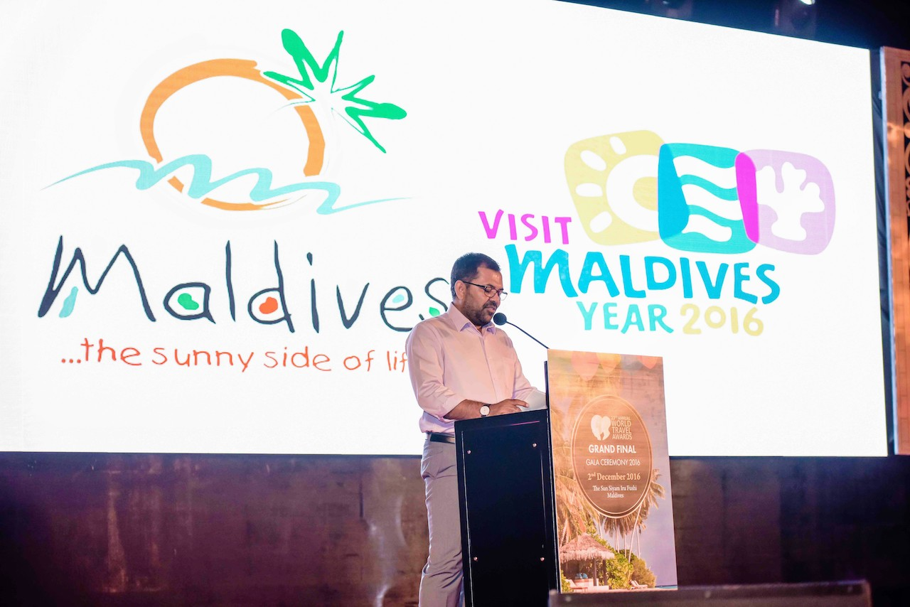 World Travel Awards 2016, The Sun Siyam Iru Fushi Maldives