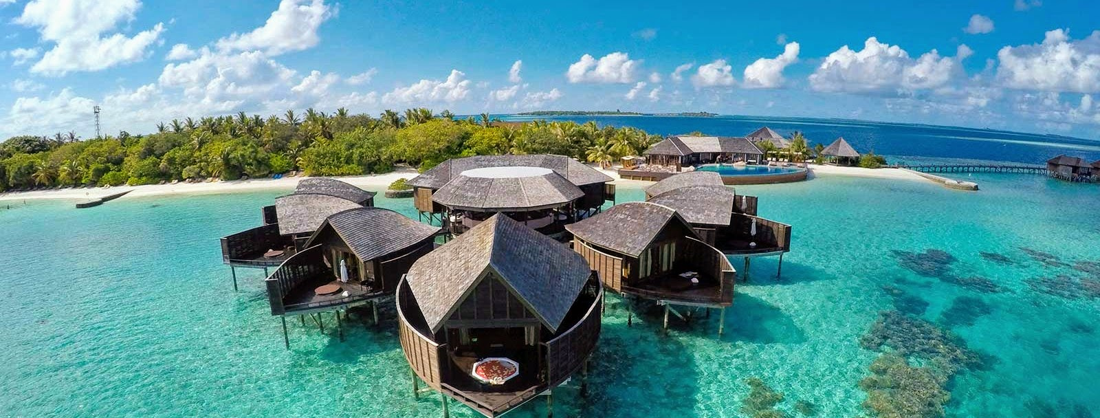 Aerial, Tamara Spa by Mandara, Lily Beach Resort & Spa, Maldives