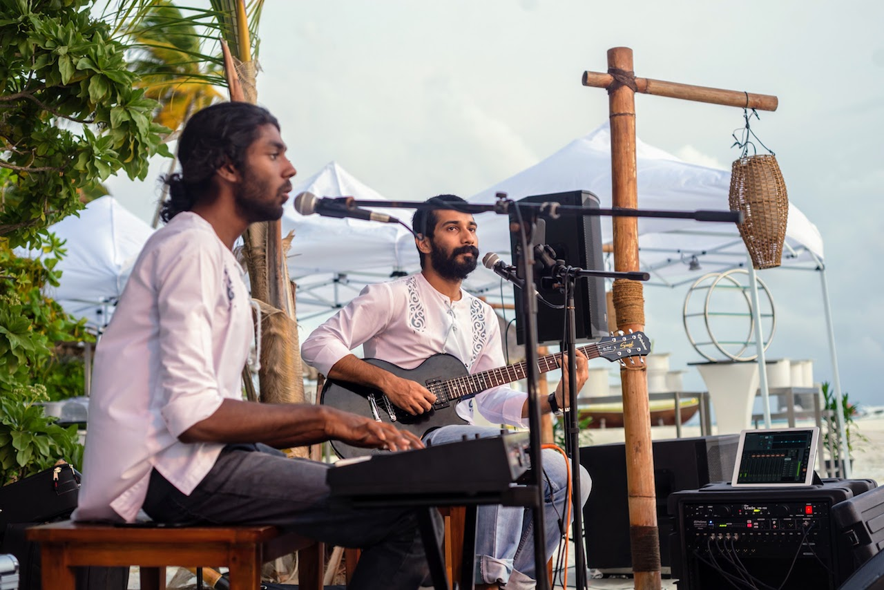 The 2nd edition of International Tourism Film Festival Maldives at The Sun Siyam Iru Fushi Maldives