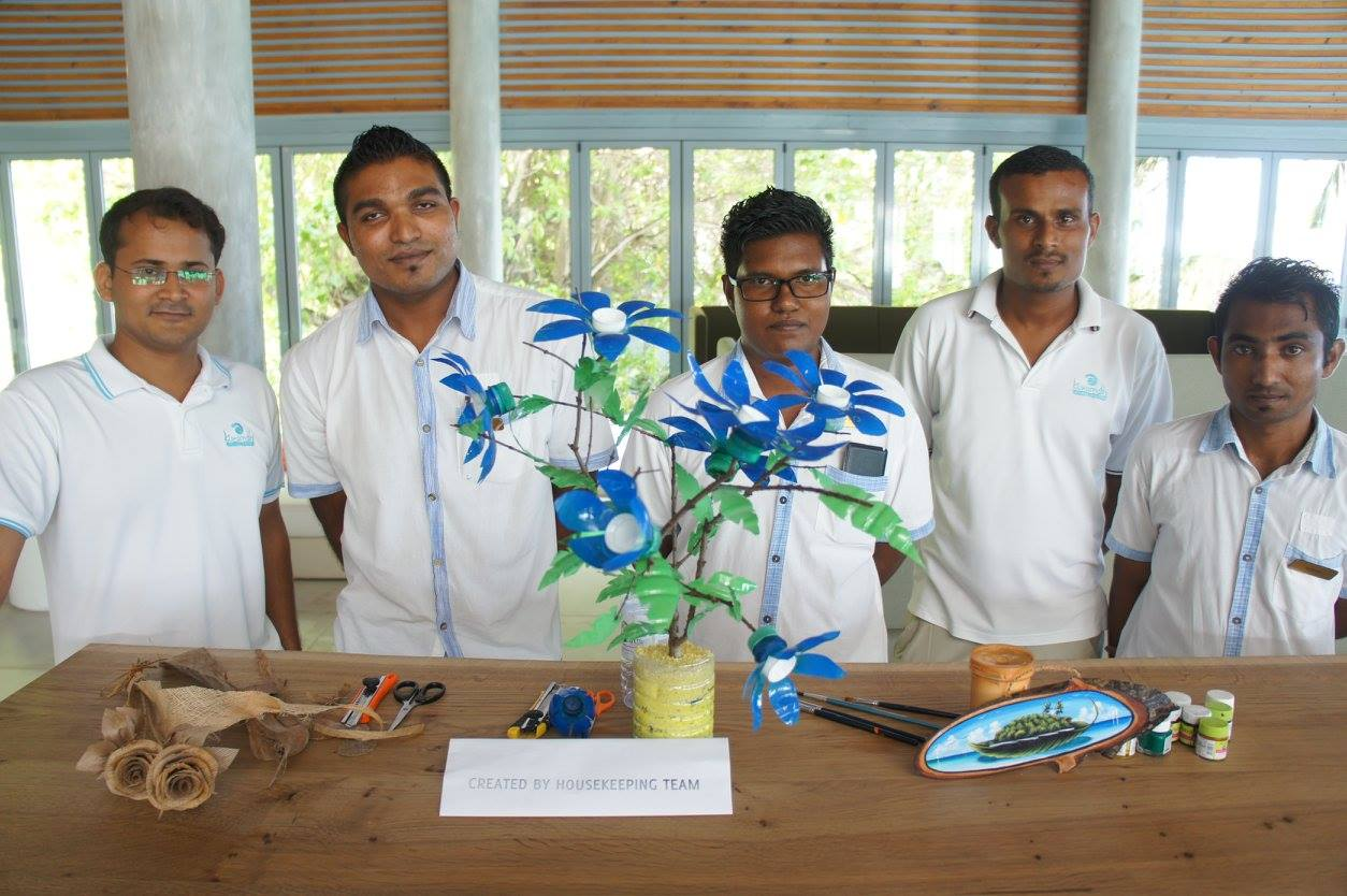 Kuramathi observes World Environment Day