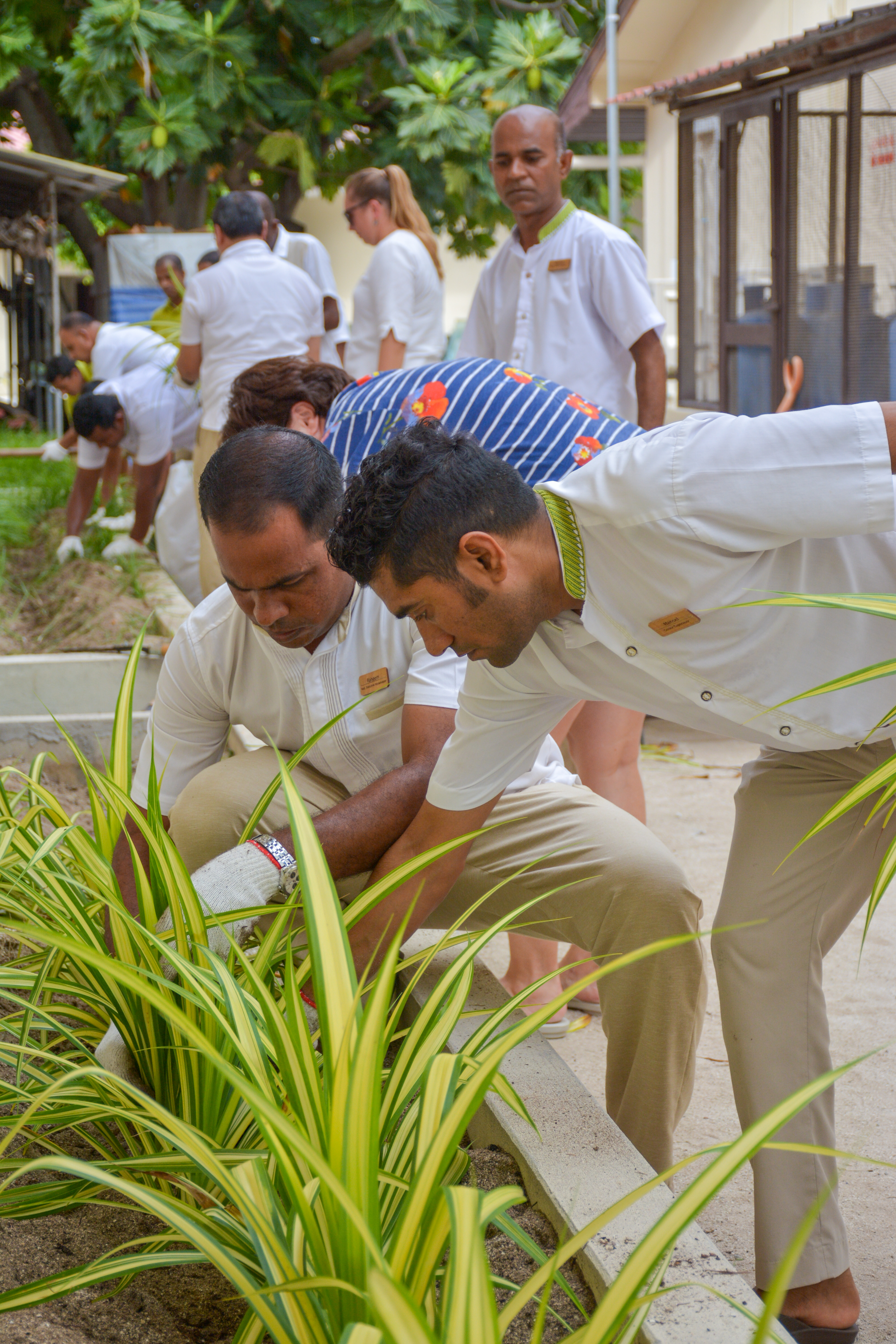 Kurumba Maldives Earth Day 2018
