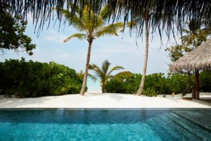 Joali maldives pool