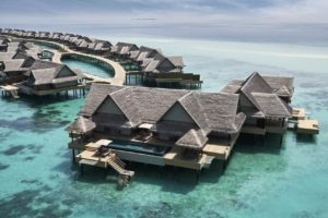 Joali maldives water villas