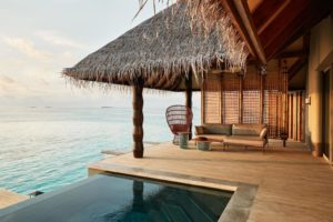 Luxury Sunset Water Villa With Pool, Joali Maldives