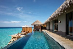 Water Villa with Pool, Joali Maldives