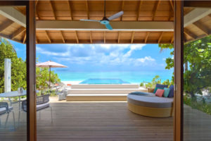 Beach Retreat with pool, Faarufushi Maldives
