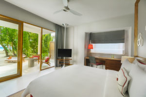 Beach Bungalow, Dhigali Maldives