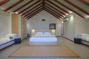 2 Bedroom Lagoon water villa, Carpe Diem Beach Resort & Spa Maldives
