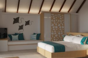 2 Bedroom Lagoon Beach Pool Villa, Carpe Diem Beach Resort & Spa Maldives