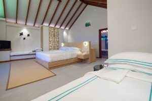 2 Bedroom Ocean Beach Pool Villa, Carpe Diem Beach Resort & Spa Maldives