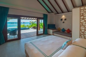 Lagoon Beach Pool Villa, Carpe Diem Beach Resort & Spa Maldives