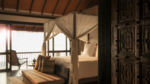 Mezzanine Suites, Four Seasons Private Island Voavah