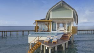 Over Water Pool Villa, JW Marriott Maldives Resort & Spa