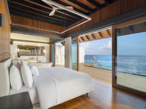 Overwater Suite, The Westin Maldives Miriandhoo