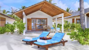 Sunset Beach Bungalow, Innahura Maldives