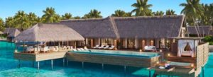 Three Bedroom Overwater Villa with Pool, Waldorf Astoria Maldives Ithaafushi