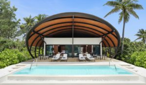 Two-Bedroom Island Suite Pool, The Westin Maldives Miriandhoo