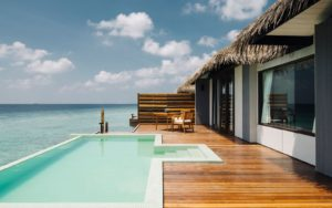 Water Pool Villa, Noku Maldives Resort