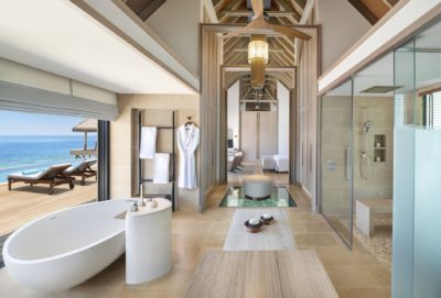 Reef Villa with Pool & Overwater Villa with Pool - Bathroom