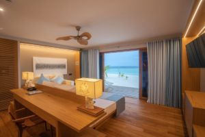 Beach Bungalow at Cinnamon Velifushi Maldives