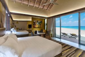 Hard Rock Hotel Maldives Gold Beach Villa