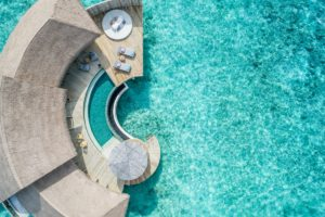 Two Bedroom Overwater Residence at InterContinental Maldives Maamunagau Resort