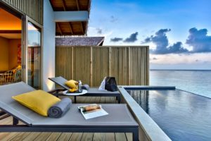 Hard Rock Hotel Maldives Platinum Overwater Pool Villa