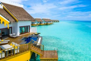 Two Bedroom Overwater Villa with Pool at SAii Lagoon Maldives