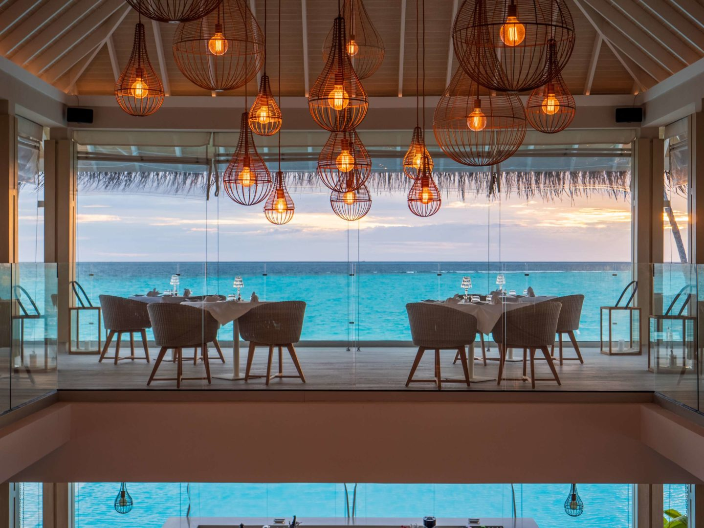 Gusto Restaurant Baglioni Resort Maldives