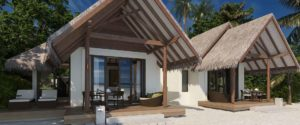 Family Beach Villa at Heritance Aarah