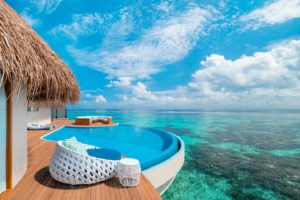 Extreme WOW Ocean Haven, W Maldives